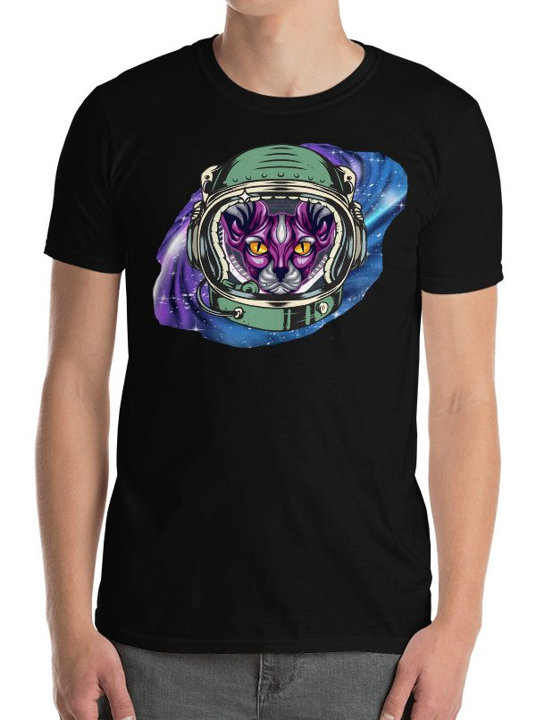 Space Cat Shirt